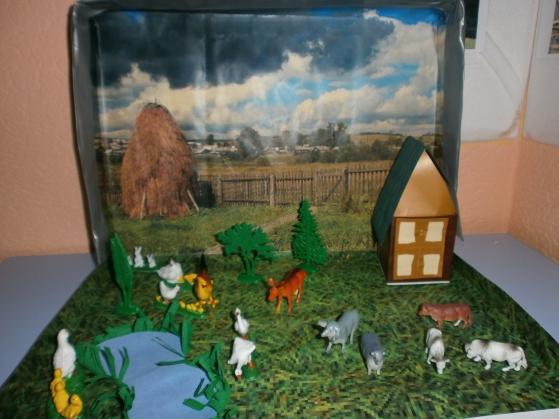 Поделки для уголка природы в детском саду своими руками 6