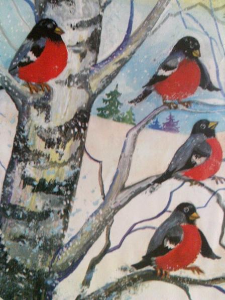 Картинки птицы фото