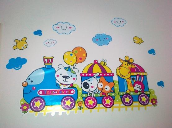 Игровая зона в детском саду оформление 108