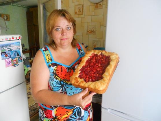 кексы,пироги с ¤годами