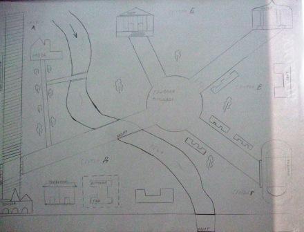 конспекты по конструированию-дом для матрешки