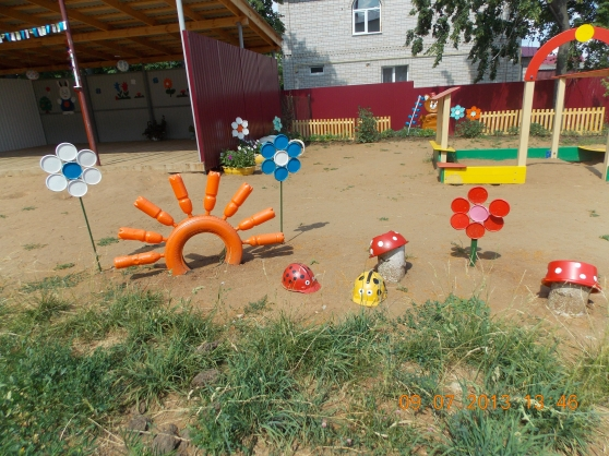 Смотры конкурсы летом в детском саду