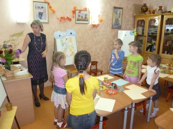 Мастер класса для дошкольников - Поселок Лесной родник