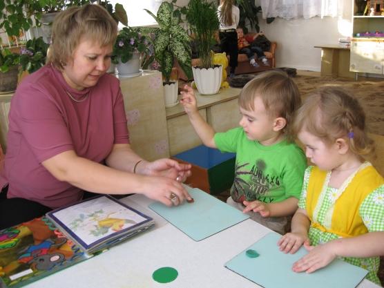 первые дни ребенка в саду знакомство с родителями
