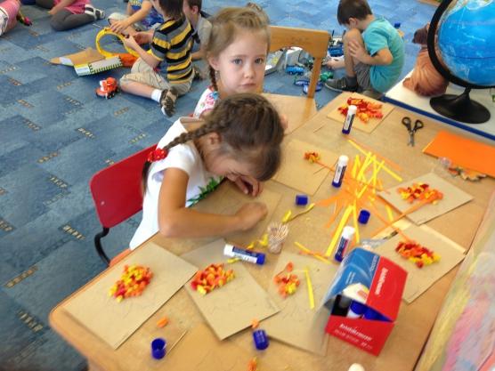 Ручной труд для детей 5 лет мастер класс