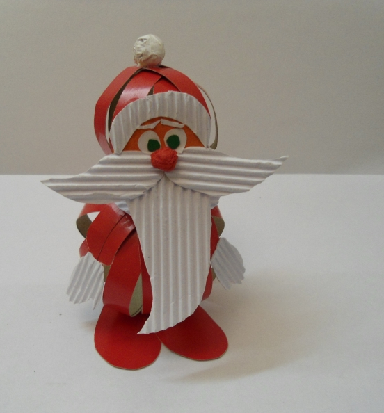 Дед мороз для детского сада своими руками - ЛЕГИОН