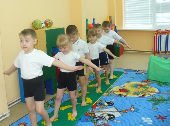 Сценарий ко дню здоровья для детей