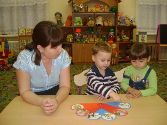 игры на знакомство воспитателя с детьми 3 лет