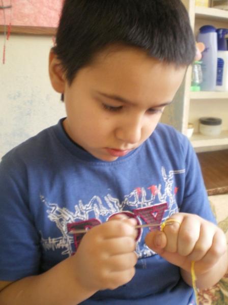 Польза вязания крючком для детей 24