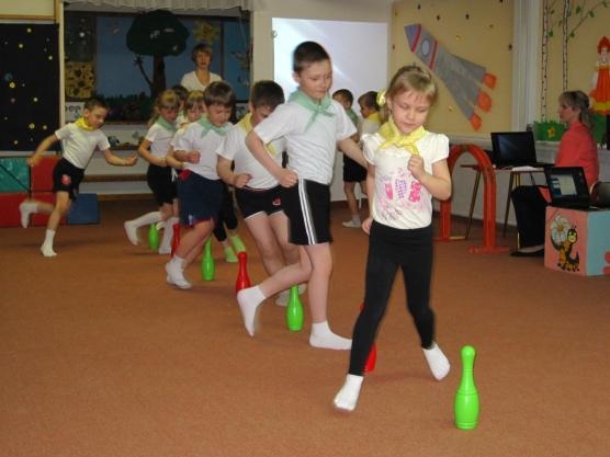 Мастер класс по физкультуре для воспитателей детского