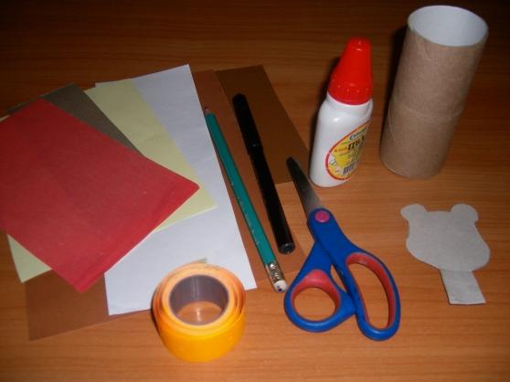 Как называется поделка из бумаги и клея
