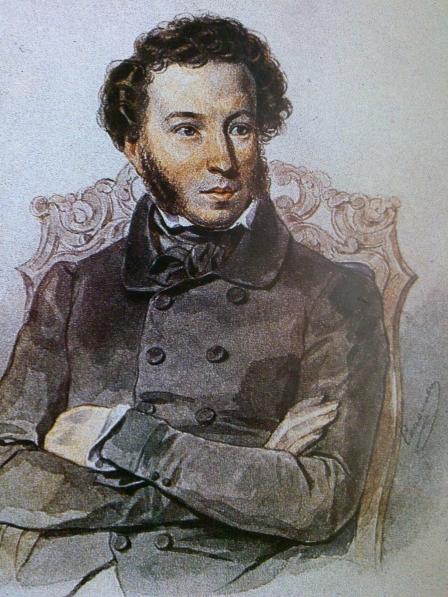 мое знакомство с творчеством пушкина