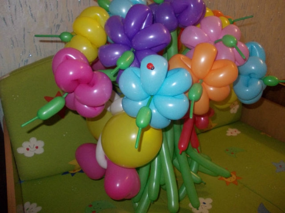 Сказка из воздушных шаров или что такое «Твистинг»?