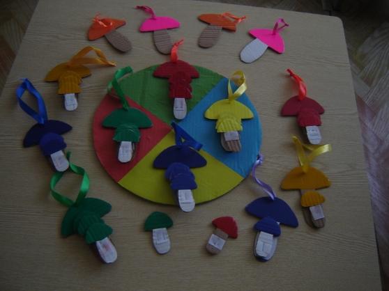 Дидактические игры для первой младшей группНовогодние инсталляции