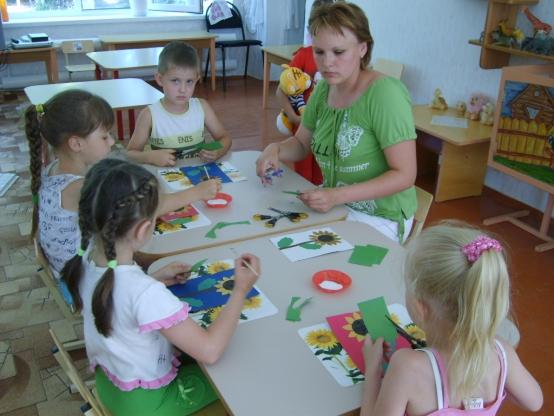 знакомство с народной музыкой в детском саду