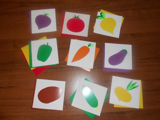 конспект дидактическая игра овощи