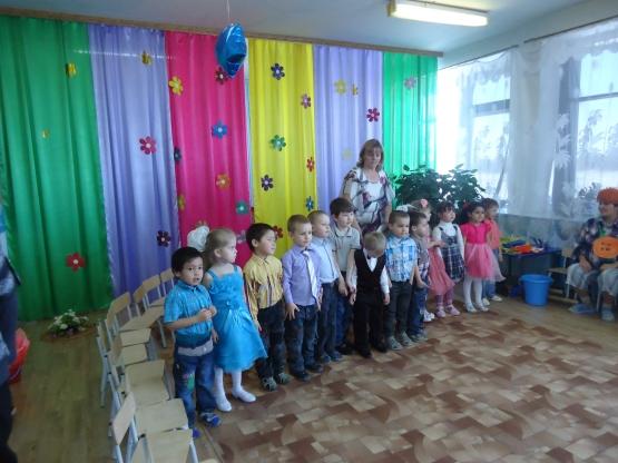 Сценарий к празднику 8 марта в детском саду средняя группа