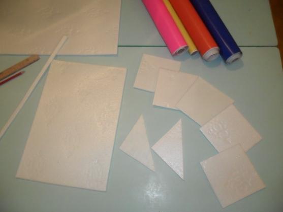 Стенды для детского сада своими руками из потолочной плитки картинки