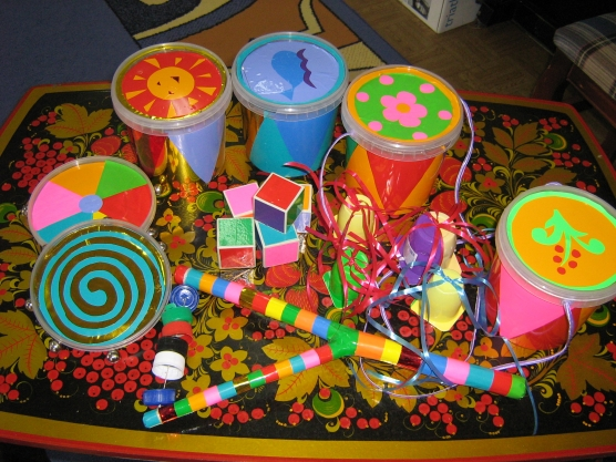 Музыкальная игрушка своими руками в садик 84