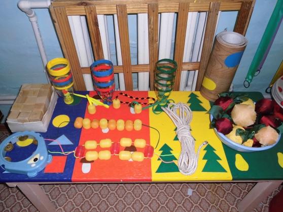 Физкультурный оборудование в детском саду 82