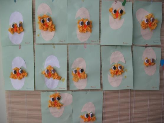 Картинки про цыплят