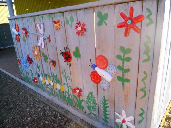Украшение веранды в детском саду летом своими руками