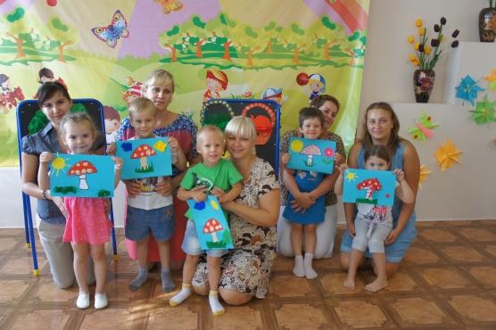 Совместная поделки родителей и детей в детском саду