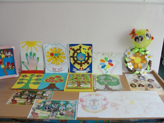 Конкурс семейных работ «Семейный герб