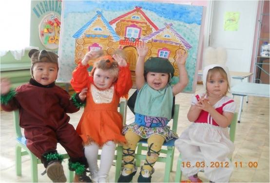 Коррекционно-развивающий проект «Играем и развиваемся», для детей II группы раннего возраста
