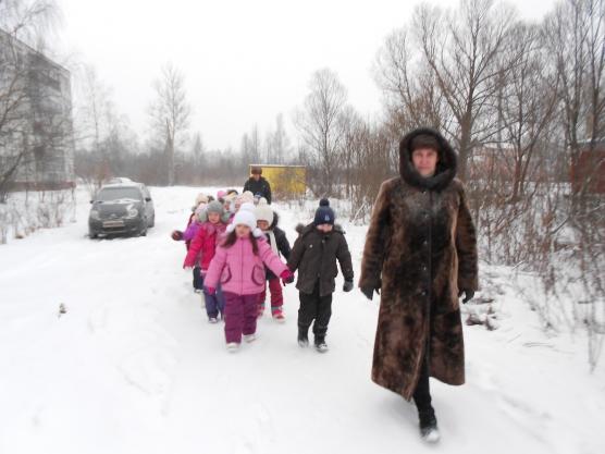 Фотоотчет о проведении в детском саду Недели российской печати