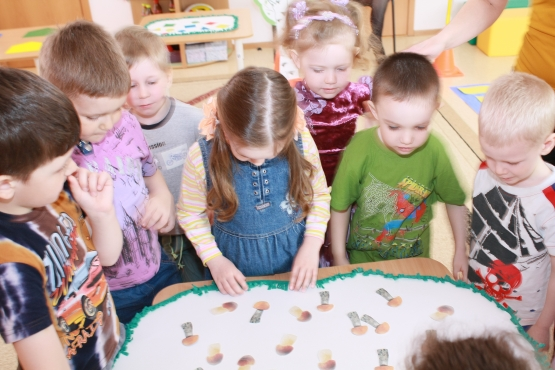 конспект занятия знакомство с геометрическими фигурами в младшей группе