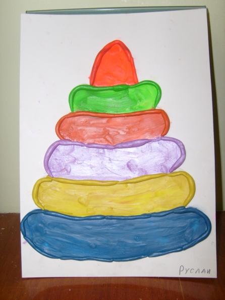 рисование на тему игрушки в картинках