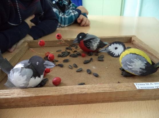 Кормушка для птиц в детский садик