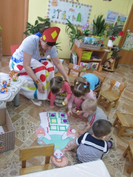 конспект для младшей группы знакомство с игрушками