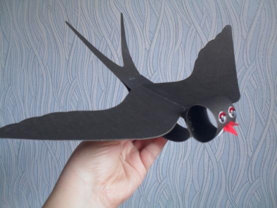 Перелетные птицы своими руками фото 414