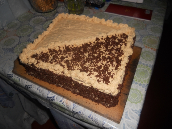 Черный принц торт з фото