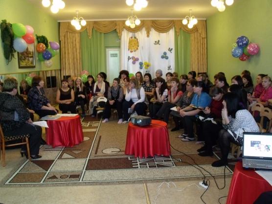 общие родительские собрания в детском саду конспекты