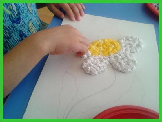 Мастер-классы для детей своими руками из салфеток