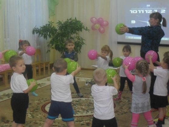 конспекты занятий в средней группе детского сада по физкультуре