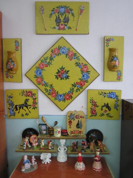 Поделки из декоративно-прикладного