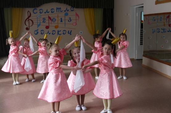 Выступление наших детей 6–7 лет на конкурсе