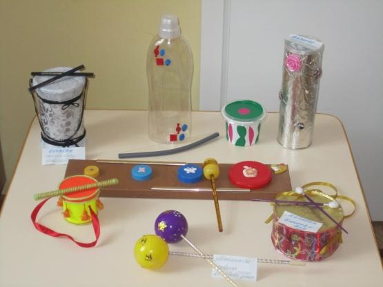 Музыкальная игрушка своими руками в садик