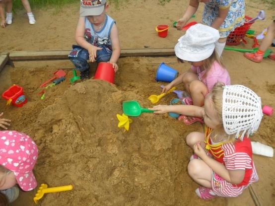 знакомство с природой в детском саду средняя группа