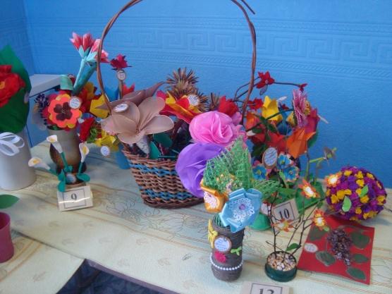 Конкурс цветов детских садов