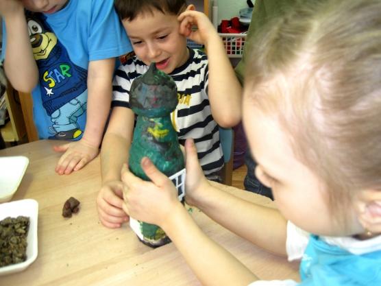знакомим детей дошкольного возраста с архитектурой