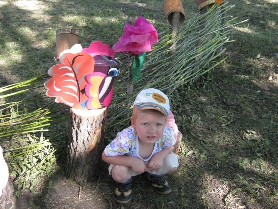 На участке детского сада своими руками фото 499