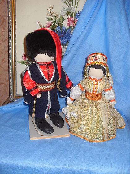 Кукла своими руками казак 3