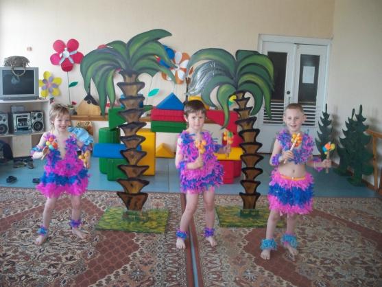 Наши танцы, костюмы, декорации.