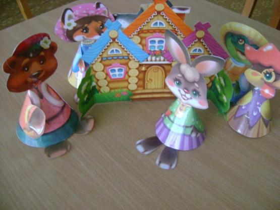 Изготовление разных видов театров своими руками - Для воспитателей детских садов - Маам.ру