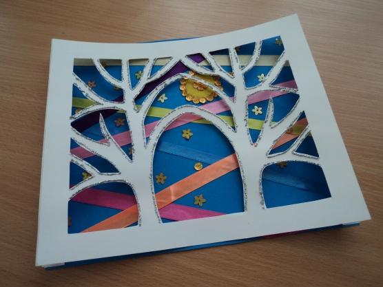 Конструирование веселых открыток с окошком 3 класс, для фотографии днем